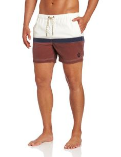 Looking for vintage board shorts? Check out these Zanerobe Men's Nippa Swim Short, White/Red. Order before your next beach party or vacation! http://www.beckysangha.com/vintage-boardshorts