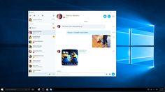 Microsoft lanza una versión universal de Skype