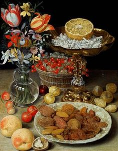Georg Flegel (1566 -1638) German Still Life Painter