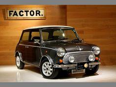 Vintage Mini Cooper
