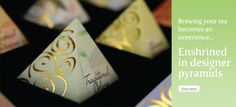 luxury tea flavours made for brewing