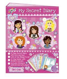 GALT Secret Diary: Amazon.de: Spielzeug
