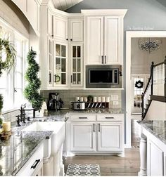 Modern Home Decor Kitchen Home Kitchens, Kitchen Remodel, Kitchen Design, Sweet Home, Kitchen Inspirations, Home Decor Kitchen, Kitchen Redo, Home Decor, Kitchen Style
