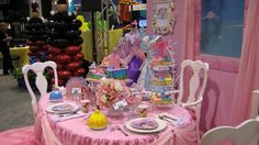 Partie Disney Princess Party | D23 Expo 2011 - The Ultimate Disney Fan Event