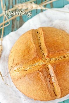 chleb irlandzki 3 Bread, Health, Food, Health Care, Brot, Essen, Baking, Meals, Breads