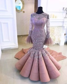 Second dress inspiration ( African Evening Dresses, African Lace Dresses, Latest African Fashion Dresses, Mermaid Evening Dresses, African Lace Styles, Dinner Gowns, African Wedding Attire, Beautiful Bridal Dresses, Lace Dress Styles