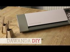 DaWanda DIY: Silhouette Cameo Schneideplotter (Teil1)