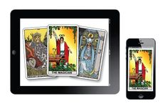 Universal Psychic Guild Blog: Digital Tarot Cards: a new mobile app to change the world of tarot reading #Tarot #TarotCards #Digital
