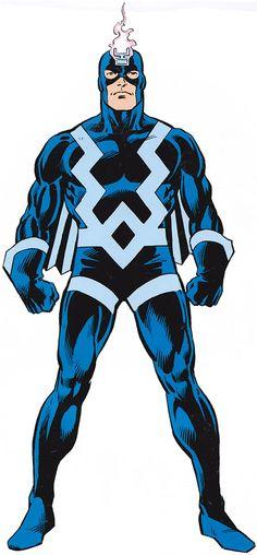 Marvel Comics Art, Marvel Comic Books, Marvel Heroes, Comic Books Art, Comic Art, Ms Marvel, Captain Marvel, Fantastic Four, Black Bolt Marvel