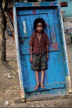 Jodhpur, India children