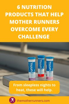 From recovery to overcoming sleepless nights to beating the heat, these nutrition products will help you perform your best. #runningtips #runninghacks #runner #running #motherrunner #momsontherun #beginnerrunner Good Pre Workout, Hard Workout, Post Workout, Nuun Hydration Tablets, Pre Workout Nutrition, Glute Isolation Workout, Fit Moms, Nutrition For Runners, Hydrating Drinks