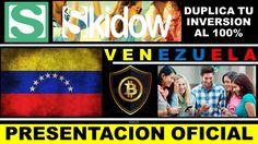 SKIDOW VENEZUELA - EXPLICACION - REGISTRO - COMO FUNCIONA - PRESENTACION...
