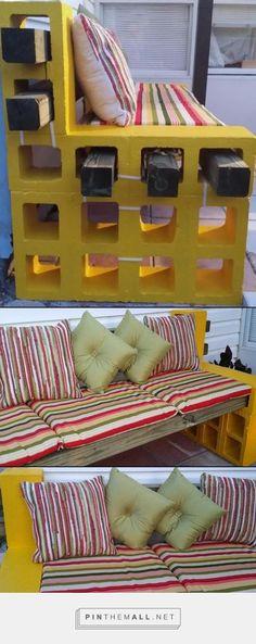 Roster sebagai sofa outdoor