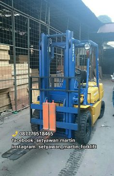 Forklift Komatsu FD25-11
