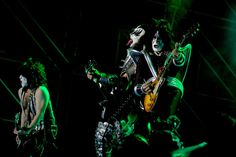 kiss concert images | Kiss in concert at the Quilmes Rock Festival 2009 Buenos Aires ...