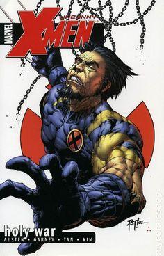 Uncanny X-Men TPB (2003-2004 Marvel) By Chuck Austen 3-1ST