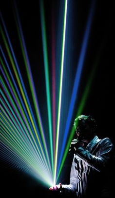 Matt Bellamy - Muse - The O2, London, UK (October 2012)