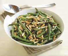 Sautéed+Green+Beans+with+Crunchy+Almonds.  Tried.  Didn't love.  A lot of work right when other food is ready.