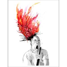 """This Is My Rifle"" HUGE Limited Giclee Print by Alex Pardee"