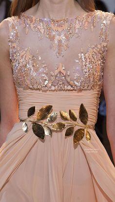 Couture Spring 2014 - Zuhair Murad (Details) #PurelyInspiration