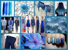 Die Farbe Blau Die beliebteste Farbe, sowohl bei Frauen als auch bei Männern, ist Blau. Freudig stimmt uns nicht nur der Himmel, sondern auch das bläulich schimmernde Meer. Mit Blau assoziieren wir viele positive Eigenschaften. Unter anderem ist sie die Farbe des Vertrauens und der Verlässlichkeit.