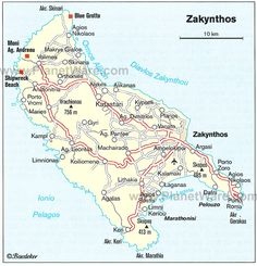 9 Top-Rated Attractions & Things to Do on Zakynthos Zakynthos Greece, Tourist Map, Greece Travel, Greek Islands, Travel Around, Things To Do, Places To Visit, Vacation, Carpe Diem