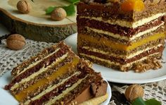 Cake Recipes, Dessert Recipes, Serbian Recipes, Bakery Business, Pudding Cake, Polish Recipes, Other Recipes, No Bake Desserts, Good Food