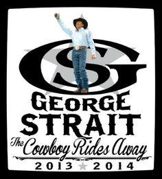 ❦ George Strait Martina McBride Tour 2012 - his final tour.