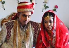 Oggiono: tripudio di colori e musiche alle nozze di Nahar, secondo il rito bengalese - CasateOnline