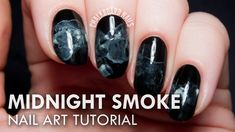 "Disclosure: This video tutorial has been sponsored by representatives from Cinda Williams Chima's ""The Heir Chronicles"" series. Products needed: Black nail p..."