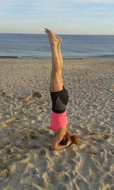 March 2015 headstand