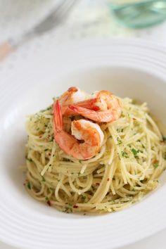 The Little Teochew: Singapore Home Cooking: (David Rocco) Spaghetti Aglio Olio