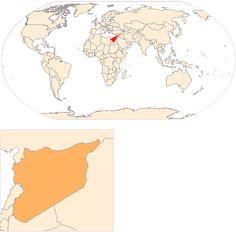 시리아 - Wolfram|Alpha