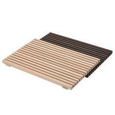 Decor Walther Wood bath mats
