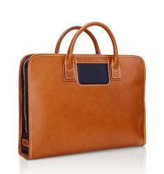 7daf0872f8b Travelteq Briefcase Original - in Golden/Navy ($395) Work Travel, Travel  Bags