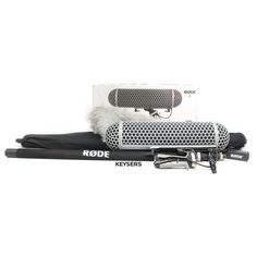 The #Rode Blimp greatly reduces handling and wind noise. #cameragear #audio #documentyourdays Used Cameras, Camera Equipment, Camera Gear, Audio