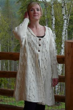 Ravelry: LG-97- Llyr pattern by Tammy Eigeman Thompson || fabulous Mori girl sweater!