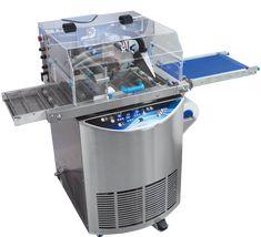 Machines for chocolate processing - Tempering Machine Espresso Machine, Coffee Maker, Kitchen Appliances, Chocolate, Food, Espresso Maker, Diy Kitchen Appliances, Home Appliances, Meal