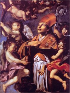 St. Januarius (martyred saint) was tortured & beheaded in 305 AD. His body was moved in 10th century to Beneventum, while his head remained in Naples. Later his body was discovered in the Abbey of Montevergine in 1480. He is famous for the reputed miracle of the annual liquefaction of his blood, first reported in 1389. When these capsules are brought into the vicinity of his body, 3 times a year, the dried up blood liquifies. Attempts to explain this goes unanswered even unto this day.