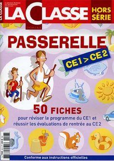 Les éditions La Classe rassemblent des centaines de références pédagogiques (français, mathématiques, histoire, géographie...) à destination des enseignants des écoles primaires.