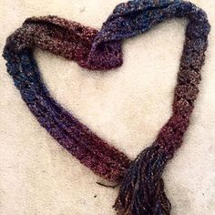 How To Use Unpredictable Colors in #Crochet as an exercise in adventure - from #hooktoheal
