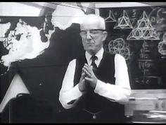 Buckminster Fuller - Thinking Out Loud (1996) - YouTube