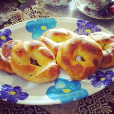 Arte culinaria che passione @ Passion for cooking: Taralli dolci @bagels cakes