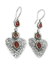 Afghanistan | Silver and Carnelian