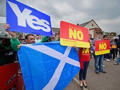 The 'in' and 'out' campaigns will look to learn lessons from last year's referendum on Scottish independence