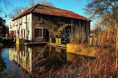 Watermill Ophoven, Sittard, Netherlands