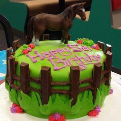 #horse birthday #cake