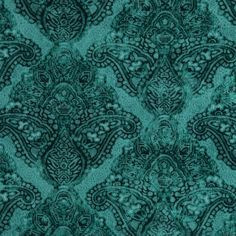 Marrakech Fabric by Today Interiors, suitable for curtains and upholstery Velvet Upholstery Fabric, Velvet Pillows, Window Seat Cushions, Pierre Frey, Robert Allen Fabric, Hall Design, Fabric Suppliers, Dark Teal, Teal Blue