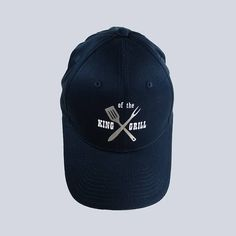 Casquette King of the grill hat cap