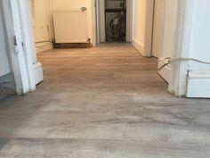 Wood effect Marmoleum floor Hardwood Floors, Flooring, Grey Oak, Tile Floor, House Ideas, Wood Floor Tiles, Wood Flooring, Tile Flooring, Floor
